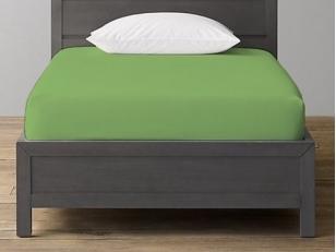 Trikotažinė paklodė su guma Green