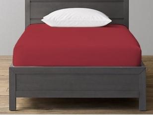 Trikotažinė paklodė su guma Red