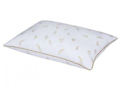 Trijų skyrių žąsų/ančių pūkų pagalvė
