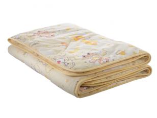 Vaikiška universali marga antklodė su medvilnės užpildu 300 g/m2