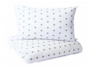 """Vaikiškas medvilninis pagalvės užvalkalas """"Žvaigždės"""" (40x60 cm)"""