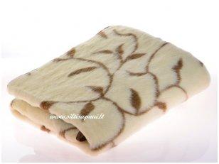 """Vaikiškas merinosų vilnos pledas-antklodėlė """"Martyna"""""""
