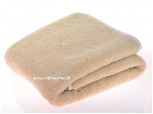 """Vaikiškas merinosų vilnos pledas-antklodėlė """"Sahara"""""""