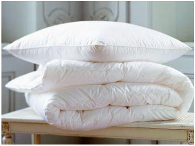 """RINKINYS vaikiška antialerginė žieminė antklodė ir pagalvė su mikro poliesterio pūko užpildu """"Nora"""""""