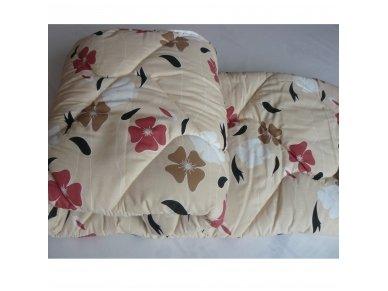 Vaikiška antklodė su avių vilnos užpildu 600g/m2 2