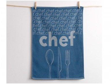 "Virtuvinis rankšluostis ""Chef"""