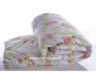 Žieminė antklodė su vilnos užpildu 500g/m2
