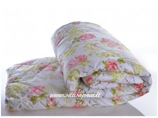 Žieminė antklodė su vilnos užpildu 600g/m2